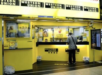 Western Union – Cliente Incógnito